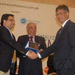 Mr. Hassanien Javed, Mr. Rehmat ullah Javed, Dr. Jawad Syed (LUMS)