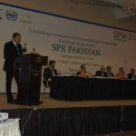 Chaudhry Ahmed Mansoor, Launch of SPX Pakistan