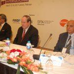 Mr. Imran Ahmad, Engr. M.A. Jabbar, Dr. Naveda Kitchlew